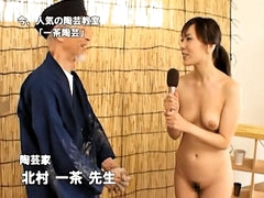 Lustful slutty oriental sweetheart getting drilled everlasting at the end of one's tether chubby cock